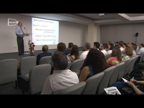 Setrans realiza palestra focada em planejamento e novidades