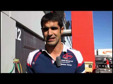 Entrevista a Jon Purroy (CEV, Circuito de Navarra)