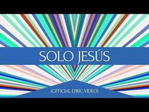 Solo Jesús