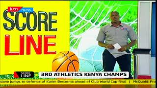 Scoreline: Elijah Manangoi and Hellen Obiri awarded the male and female athlete of the year