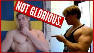NOT GLORIOUS GOLDEN ONE! - Cory McCarthy -