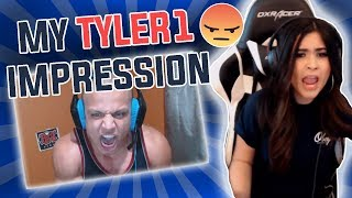 Your Princess ~ MY TYLER1 IMPRESSION