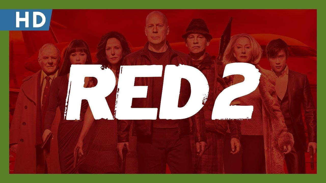 Trailer för RED 2