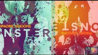 Monster (Imagine Dragons) Lyrics Video