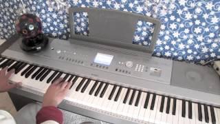 Josh Auer - Moments - Piano Cover