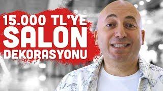 15.000 TLYE SALON DEKORASYONU YAPILABİLİR Mİ? (5 Kasıma Kadar ÖZEL ÇEKİLİŞ) - Mimar Selim YUHAY
