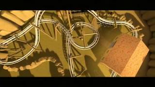 Challenger Roller Coaster Preview - Brick World 2019
