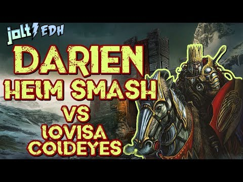 Jolt - Commander - Darien, Helm Smash vs Lovisa Coldeyes