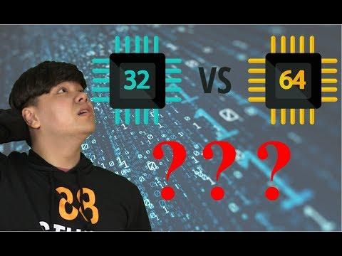 Cài WIN 32-BIT hay 64-BIT mới đúng ❓❓❓