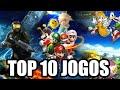 Top 10 Jogos De Virtual Boy