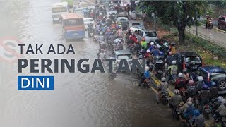 Anggota Dewan Sebut Banjir Tiba-tiba Terjang Kampung Melayu, Tak Ada Peringatan Dini