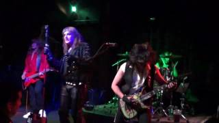 Dokken - as performed by Back for the Attack - Malone's, Santa Ana, CA