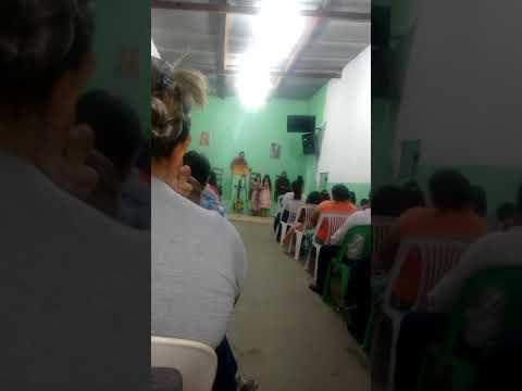 Estou subindo Moriá, Irmã Fernanda louvado no tabernáculo da fé bom Jardim.