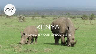 My travels in Kenya