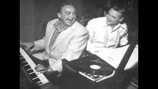 Merrill Moore  ~  house of blue lights{5th May 1952}