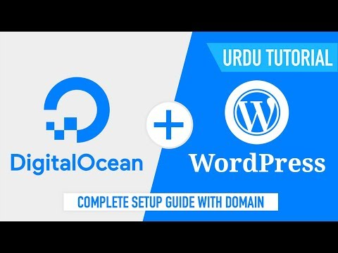 DigitalOcean + WordPress – Complete Guide in Urdu/Hindi
