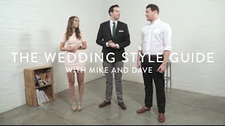Wedding Style Guide: Relaxed And Casual Dress Codes