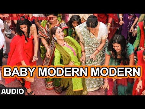 Baby Modern Modern - Audio