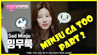 IZONE teasing Minju (MINJUGATO / 민주가또) | PART 2 (아이즈원) [김민주]