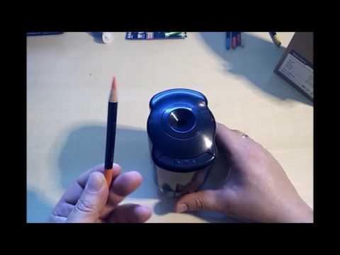 Anspitzmaschine/ elektrischer Anspitzer für Standardgrößen bis 7 mm Durchmesser