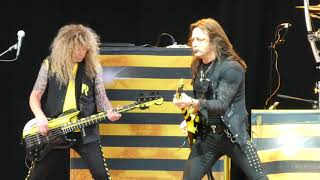 """To Hell With the Devil"" Stryper@M3 Festival Columbia, MD 5/5/18"