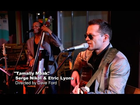 Tamally Maak - Amr Diab Cover By Serge Nikol & Etric Lyons Live Mp3