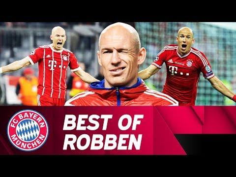 Arjen Robben extends contract | Best of Skills, Tricks & Goals