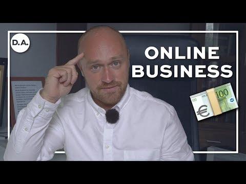 Onlineeinnahmen helfen
