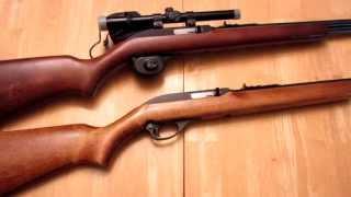 Gun Stock Refinishing Project Marlin Model 60