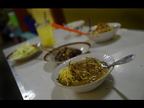 Video cara membuat mie ongklok - Makanan Khas Wonosobo [ tutorial kuliner ]