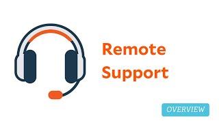 Vídeo de Remote Support