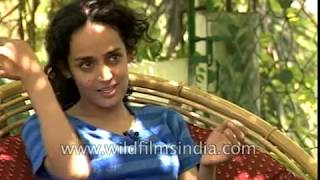 Arundhati Roy At Home And Work: Activist, Writer And Filmmaker On The God Of Small Things
