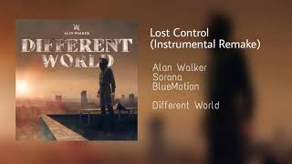 Alan Walker – Lost Control – (Instrumental Remake) - By BlueMotion - NCI Release