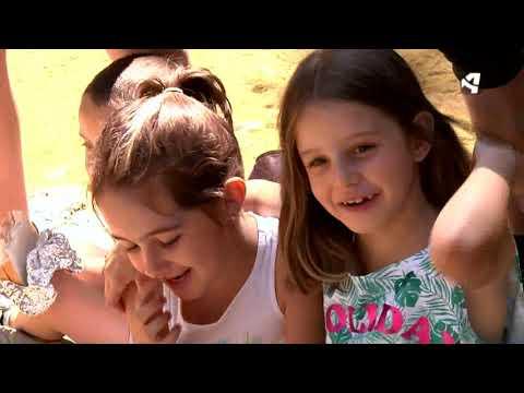 Veraneando Aragón TV (4) Las supermamis