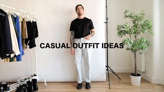 15 CASUAL OUTFIT IDEAS | Mens Fashion 2020