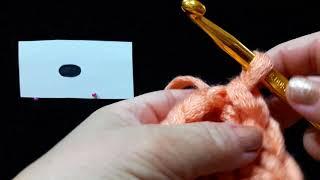 17 Урок. Закрепочная петля или соединяющая. Техника быстрого вязания. Крючок для начинающих.