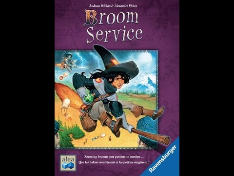 Broom Service - A Forensic Gameology Review