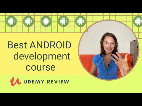 Best ANDROID app development course - Udemy review - YouTube