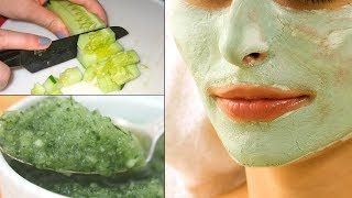 Shocking Results of Cucumber Face Packs For Healthy Skin