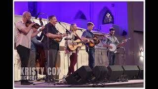 Kristy Cox Ricochet at Vintage Church Raleigh IBMA (audio)