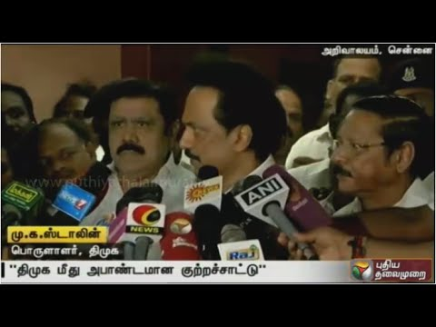 DMK-dont-want-to-Involve-DMDK-Internal-party-issue-M-K-Stalin