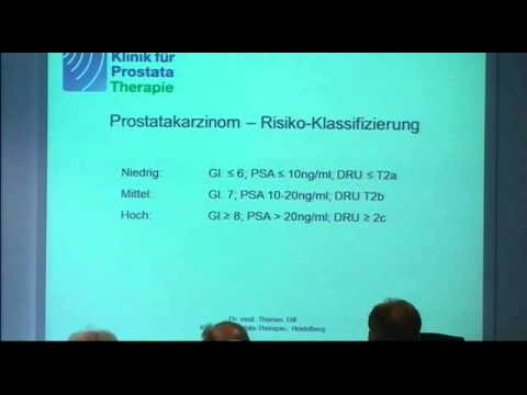 Prostata-Operation Zeit