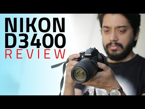 Nikon D3400 DSLR Camera Review | Still The Best Entry-Level DSLR?