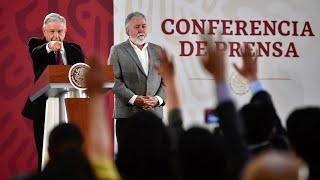 Acciones para mejorar protección a defensores de Derechos Humanos y Periodistas | Conferencia AMLO