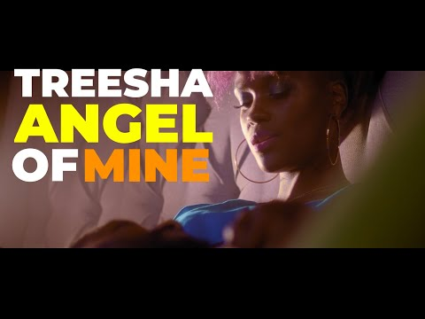 "Treesha ""Angel of Mine"" Official Video (2020 Reggae)"