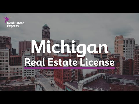 How to Get a Michigan Real Estate License - YouTube