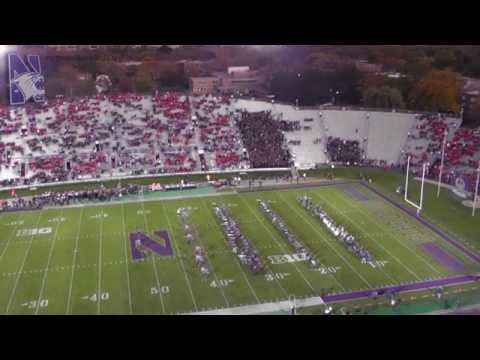 Northwestern Football vs. Nebraska - NUMBALUMS Pregame