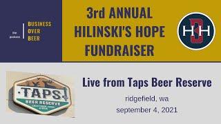 (BONUS EPISODE) LIVE Hilinski's Hope Fundraiser at Taps Beer Reserve