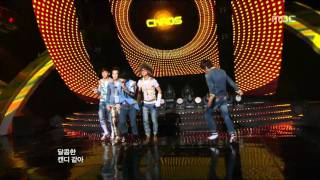 ChAOS - She's Coming, 카오스 - 그녀가 온다, Music Core 20120114