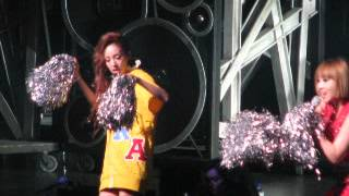 [FANCAM] 2NE1 - TRY TO COPY ME @ NOKIA THEATRE 2012